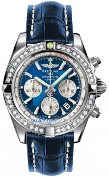 Breitling Chronomat 44 Mens watch, model number - ab011053/c788-3ct, discount price of £9,430.00 from The Watch Source