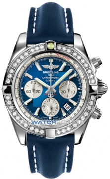 Breitling Chronomat 44 Mens watch, model number - ab011053/c788-3ld, discount price of £9,340.00 from The Watch Source