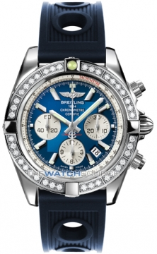 Breitling Chronomat 44 Mens watch, model number - ab011053/c788-3or, discount price of £9,340.00 from The Watch Source