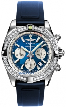 Breitling Chronomat 44 Mens watch, model number - ab011053/c788-3pro2t, discount price of £9,120.00 from The Watch Source