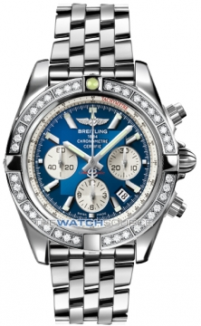 Breitling Chronomat 44 Mens watch, model number - ab011053/c788-ss, discount price of £9,960.00 from The Watch Source