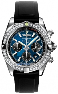 Breitling Chronomat 44 Mens watch, model number - ab011053/c789-1pro2d, discount price of £9,320.00 from The Watch Source