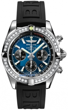 Breitling Chronomat 44 Mens watch, model number - ab011053/c789-1pro3d, discount price of £9,340.00 from The Watch Source
