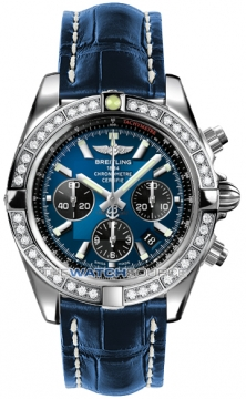 Breitling Chronomat 44 Mens watch, model number - ab011053/c789-3cd, discount price of £9,560.00 from The Watch Source