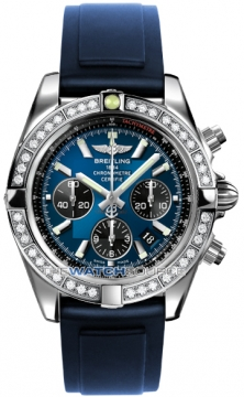 Breitling Chronomat 44 Mens watch, model number - ab011053/c789-3pro2t, discount price of £9,120.00 from The Watch Source