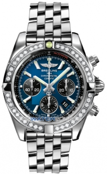 Breitling Chronomat 44 Mens watch, model number - ab011053/c789-ss, discount price of £9,960.00 from The Watch Source