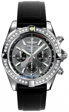 Breitling Chronomat 44 Mens watch, model number - ab011053/f546-1pro2t, discount price of £9,120.00 from The Watch Source