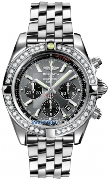 Breitling Chronomat 44 Mens watch, model number - ab011053/f546-ss, discount price of £9,960.00 from The Watch Source