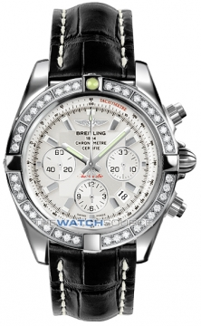 Breitling Chronomat 44 Mens watch, model number - ab011053/g684-1ct, discount price of £9,430.00 from The Watch Source