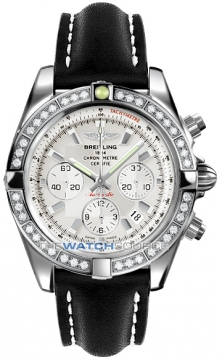 Breitling Chronomat 44 Mens watch, model number - ab011053/g684-1ld, discount price of £9,340.00 from The Watch Source