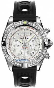 Breitling Chronomat 44 Mens watch, model number - ab011053/g684-1or, discount price of £9,340.00 from The Watch Source
