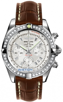 Breitling Chronomat 44 Mens watch, model number - ab011053/g684-2cd, discount price of £9,560.00 from The Watch Source