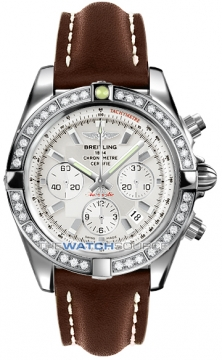 Breitling Chronomat 44 Mens watch, model number - ab011053/g684-2lt, discount price of £9,170.00 from The Watch Source
