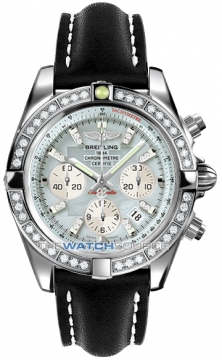 Breitling Chronomat 44 Mens watch, model number - ab011053/g686-1lt, discount price of £10,980.00 from The Watch Source