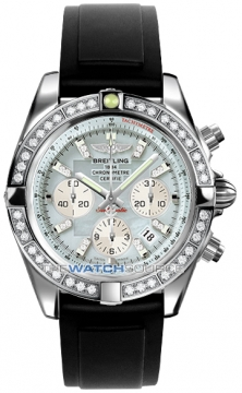 Breitling Chronomat 44 Mens watch, model number - ab011053/g686-1pro2t, discount price of £10,920.00 from The Watch Source