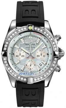 Breitling Chronomat 44 Mens watch, model number - ab011053/g686-1pro3t, discount price of £10,940.00 from The Watch Source