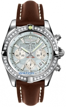 Breitling Chronomat 44 Mens watch, model number - ab011053/g686-2ld, discount price of £11,110.00 from The Watch Source