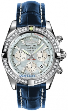 Breitling Chronomat 44 Mens watch, model number - ab011053/g686-3cd, discount price of £11,380.00 from The Watch Source