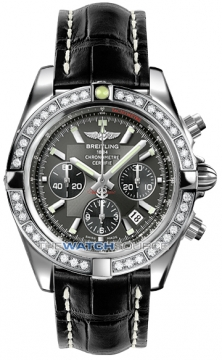Breitling Chronomat 44 Mens watch, model number - ab011053/m524-1cd, discount price of £9,560.00 from The Watch Source