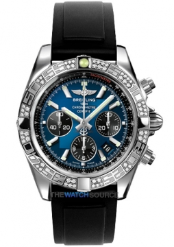 Breitling Chronomat 44 Mens watch, model number - ab0110aa/c789-1pro2d, discount price of £7,630.00 from The Watch Source