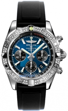 Breitling Chronomat 44 Mens watch, model number - ab0110aa/c789-3pro2t, discount price of £7,430.00 from The Watch Source