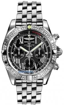 Breitling Chronomat 44 ab0110aa/b956-ss watch