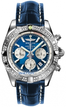 Breitling Chronomat 44 Mens watch, model number - ab0110aa/c788-3ct, discount price of £7,750.00 from The Watch Source