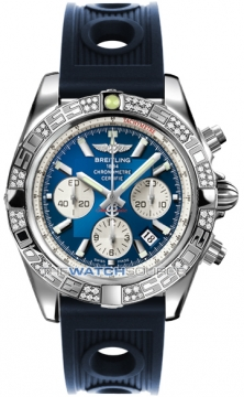 Breitling Chronomat 44 Mens watch, model number - ab0110aa/c788-3or, discount price of £7,620.00 from The Watch Source