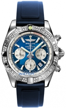 Breitling Chronomat 44 Mens watch, model number - ab0110aa/c788-3pro2t, discount price of £7,430.00 from The Watch Source