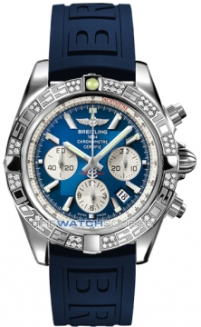 Breitling Chronomat 44 Mens watch, model number - ab0110aa/c788-3pro3t, discount price of £7,440.00 from The Watch Source