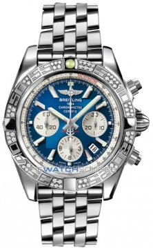 Breitling Chronomat 44 Mens watch, model number - ab0110aa/c788-ss, discount price of £8,280.00 from The Watch Source