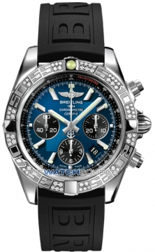 Breitling Chronomat 44 Mens watch, model number - ab0110aa/c789-1pro3d, discount price of £7,620.00 from The Watch Source