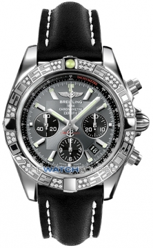 Breitling Chronomat 44 Mens watch, model number - ab0110aa/f546-1lt, discount price of £7,490.00 from The Watch Source