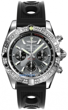 Breitling Chronomat 44 Mens watch, model number - ab0110aa/f546-1or, discount price of £7,620.00 from The Watch Source