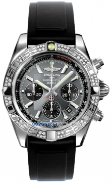 Breitling Chronomat 44 Mens watch, model number - ab0110aa/f546-1pro2t, discount price of £7,430.00 from The Watch Source