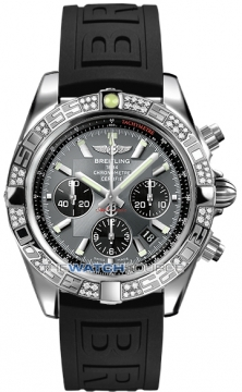 Breitling Chronomat 44 Mens watch, model number - ab0110aa/f546-1pro3t, discount price of £7,440.00 from The Watch Source