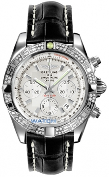 Breitling Chronomat 44 Mens watch, model number - ab0110aa/g684-1cd, discount price of £7,880.00 from The Watch Source