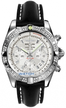 Breitling Chronomat 44 Mens watch, model number - ab0110aa/g684-1lt, discount price of £7,490.00 from The Watch Source