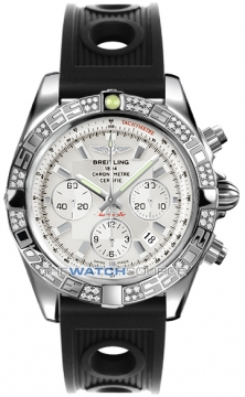 Breitling Chronomat 44 Mens watch, model number - ab0110aa/g684-1or, discount price of £7,620.00 from The Watch Source