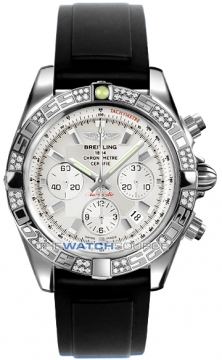Breitling Chronomat 44 Mens watch, model number - ab0110aa/g684-1pro2d, discount price of £7,630.00 from The Watch Source