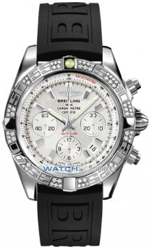 Breitling Chronomat 44 Mens watch, model number - ab0110aa/g684-1pro3t, discount price of £7,440.00 from The Watch Source