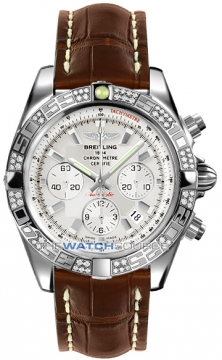 Breitling Chronomat 44 Mens watch, model number - ab0110aa/g684-2ct, discount price of £7,750.00 from The Watch Source