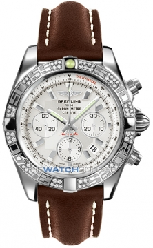 Breitling Chronomat 44 Mens watch, model number - ab0110aa/g684-2ld, discount price of £7,620.00 from The Watch Source