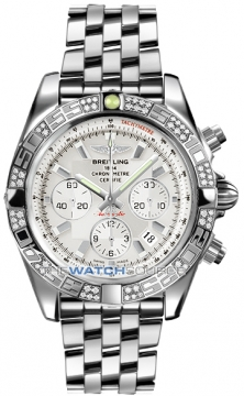 Breitling Chronomat 44 Mens watch, model number - ab0110aa/g684-ss, discount price of £8,280.00 from The Watch Source