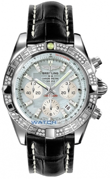 Breitling Chronomat 44 Mens watch, model number - ab0110aa/g686-1ct, discount price of £9,520.00 from The Watch Source