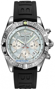 Breitling Chronomat 44 Mens watch, model number - ab0110aa/g686-1pro3d, discount price of £9,430.00 from The Watch Source