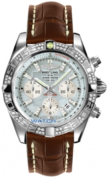Breitling Chronomat 44 Mens watch, model number - ab0110aa/g686-2cd, discount price of £9,700.00 from The Watch Source