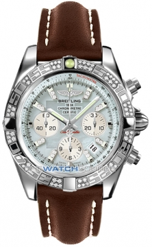 Breitling Chronomat 44 Mens watch, model number - ab0110aa/g686-2ld, discount price of £9,430.00 from The Watch Source