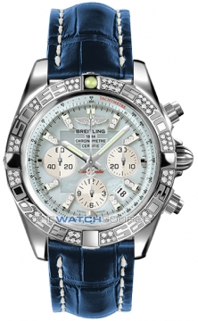 Breitling Chronomat 44 Mens watch, model number - ab0110aa/g686-3cd, discount price of £9,700.00 from The Watch Source