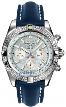 Breitling Chronomat 44 Mens watch, model number - ab0110aa/g686-3lt, discount price of £9,300.00 from The Watch Source
